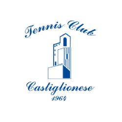 Logo Tennis Club Castiglionese ASD